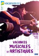 Brochure Vacances musicales